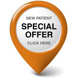 New Patient Special Offer Orange Drop