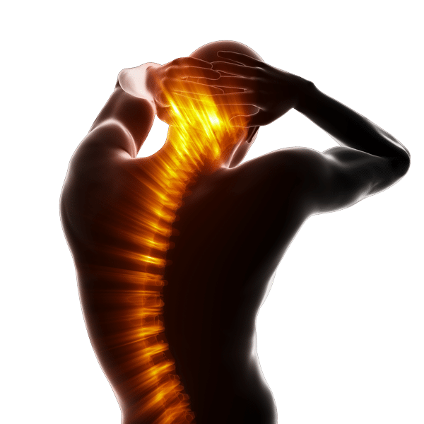 neuropathy pain back spine